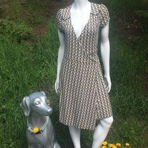 Boden Wrap Dress with Tie